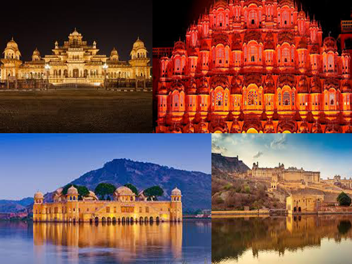 Hire  Tempo Travellelr For Jaipur tour