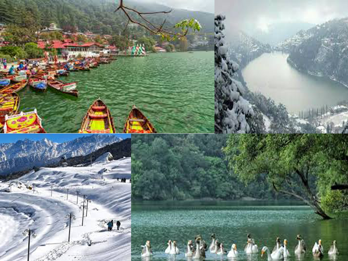 Hire  Tempo Travellelr For Nainital tour
